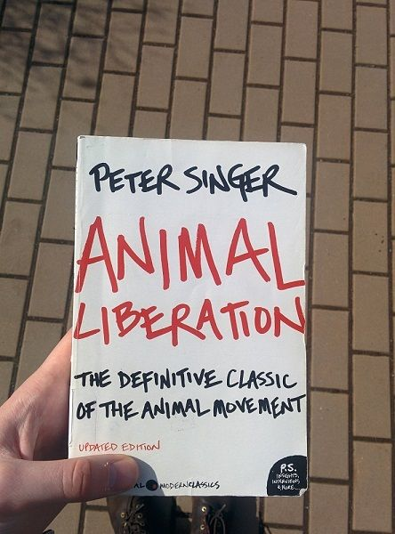 Animal Liberation Book Club